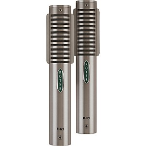 Royer-R-121-Matched-Ribbon-Microphone-Pair-Nickel