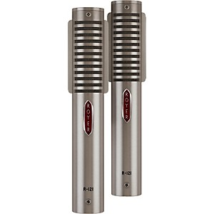 Royer-R-121-LIVE-Matched-Ribbon-Microphone-Pair-Nickel
