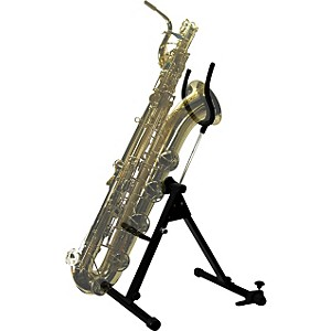 International-Woodwind-Bass-or-Bari-Saxophone-Stand-by-Saxrax-Bari-Sax---Head-Only