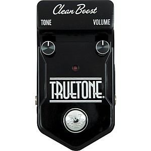 Visual-Sound-V2-Truetone-Boost-Guitar-Effects-Pedal-Black