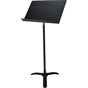 ProLine-PL48-Conductor-Orchestra-Sheet-Music-Stand-Black