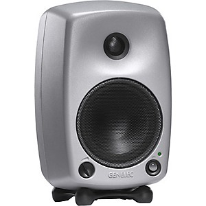Genelec-8030A-Bi-Amplified-Monitor-System-Silver