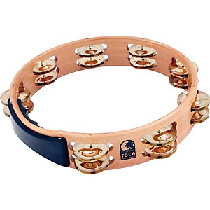 Toca-Acacia-Tambourine-with-Brass-Jingles-10-inch