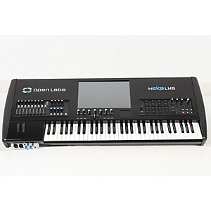 Open-Labs-NeKo-LX5-Portable-Keyboard-Workstation-886830127465