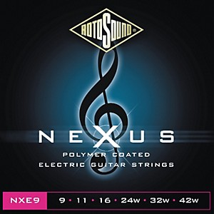 Rotosound-Nexus-Polymer-Extra-Light-Coated-Electric-Strings-Standard