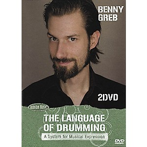Hudson-Music-Benny-Greb--The-Language-of-Drumming-2-DVD-Set-Standard