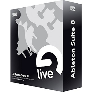 Ableton-Suite-8-Education-Edition---Full-Version--5-Seat-Lab-Pack--Standard