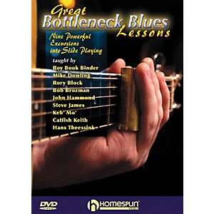 Homespun-Great-Bottleneck-Blues-Guitar-Lessons--DVD--Standard