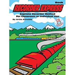 Alfred-Recorder-Express--Book-CD--Standard