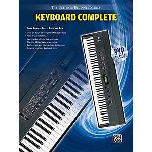 Alfred-Ultimate-Beginner-Series--Keyboard-Complete--Book-DVD--Standard