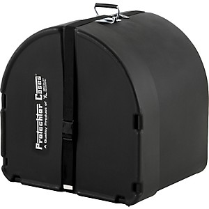 Protechtor-Cases-Protechtor-Classic-Bass-Drum-Case--Foam-lined-18x16-Black