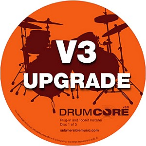 Submersible-Music-DrumCore-v3-Upgrade-Standard