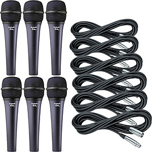 Electro-Voice-Cobalt-7-Six-Pack-with-Cables-Standard