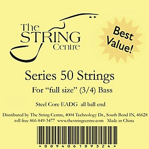 The-String-Centre-Series-50-Double-Bass-String-Set-1-2-size-set