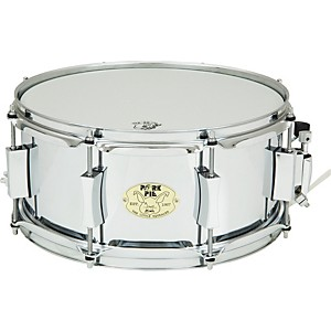 Pork-Pie-Little-Squealer-Steel-Snare-Drum-6x13