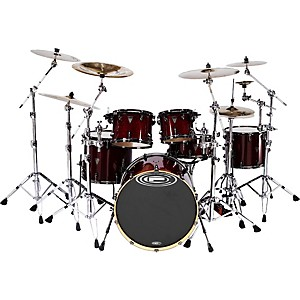 Orange-County-Drum---Percussion-Avalon-6-piece-Shell-Pack-Satin-Black