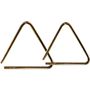 Grover-Pro-Bronze-Pro-Hammered-Triangle-6-inch