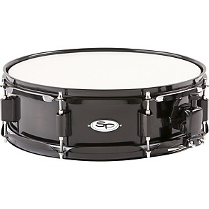 Sound-Percussion-Piccolo-Snare-Drum-4-5x14-Black