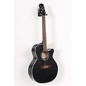 Takamine-G-NEX-Flame-Maple-EG440CS-Acoustic-Electric-Guitar-Charcoal-886830893254