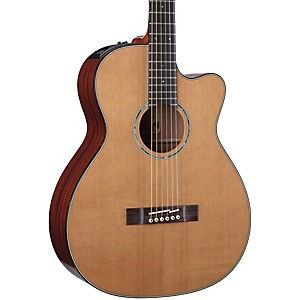 Takamine-TF740FS-OM-Legacy-Series-Fingerstyle-Acoustic-Electric-Guitar-Standard