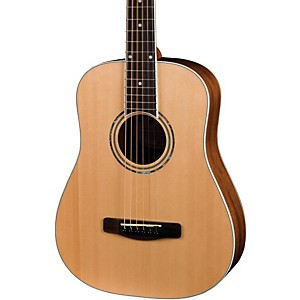 Mitchell-MDJ10-Junior-dreadnought-acoustic-guitar-with-gig-bag-Natural