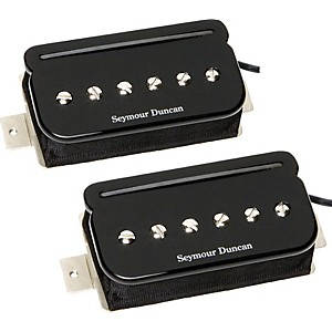 Seymour-Duncan-SHPR-1s-P-Rails---Neck-and-Bridge-Pickup-Set-Black