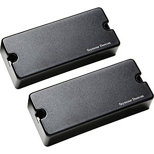 Seymour-Duncan-Blackouts-AHB-1s-7-String-Phase-II-Active-Humbucker-neck---bridge-set-Black