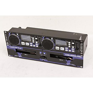 VocoPro-CDG-8900-PRO-Dual-Tray-CD-CD-G-Player-886830369797