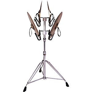 Yamaha-CCH2-Two-Tier-Crach-Cymbal-Holder-with-Base-Standard