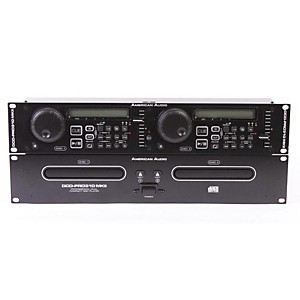 American-Audio-DCD-Pro-310-MKII-Dual-CD-Player-886830577086