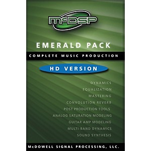 McDSP-Emerald-Pack-4-0-Software---HD-Version-Standard
