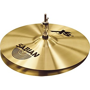 Sabian-Xs20-Medium-Hi-hat-Cymbals--Brilliant-13-