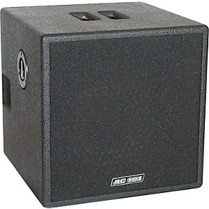 Markbass-Markacoustic-AC-101-Cab-200W-1x10-Acoustic-Speaker-Cabinet-Black-8-Ohms