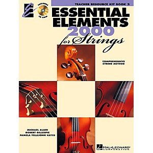 Hal-Leonard-Teacher-s-Resource-Kit--Book-2-Standard