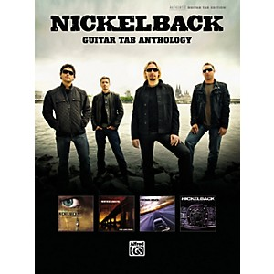 Alfred-Nickelback--Guitar-Tablature-Anthology-Standard