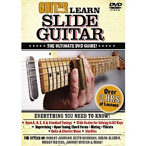 Alfred-Guitar-World--Learn-Slide-Guitar--DVD--Standard