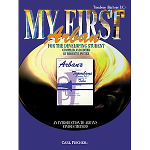 Carl-Fischer-My-First-Arban-Book-for-Trombone-Standard
