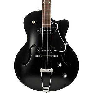 Godin-5th-Avenue-CW-Kingpin-II-Archtop-Electric-Guitar-Black