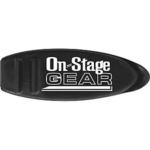 On-Stage-Stands-Grip-Clip-Black