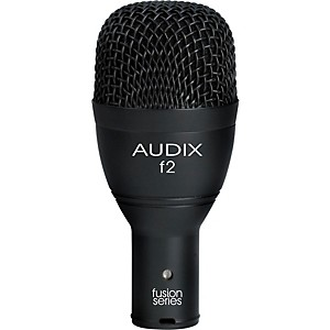 Audix-F2-Drum-Microphone-Standard