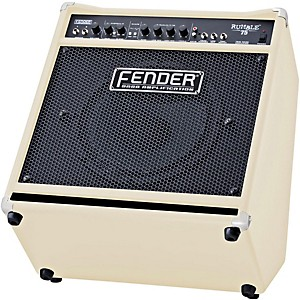 Fender-Rumble-75-75W-1x12-Bass-Combo-Amp-Blonde
