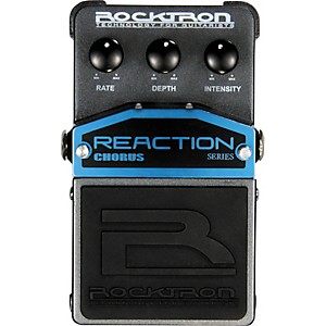 Rocktron-Reaction-Chorus-Guitar-Effects-Pedal-Standard