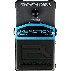 Rocktron-Reaction-HUSH-Noise-Reduction-Guitar-Effects-Pedal-Standard