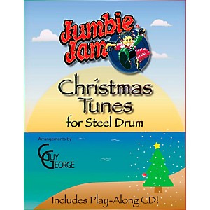 Panyard-Jumbie-Jam-Christmas-Tunes-for-Steel-Drum--Book--Volume-1