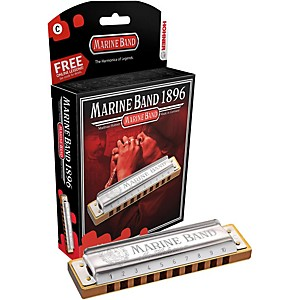 Hohner-1896-Marine-Band-Natural-Minor-Harmonica-A