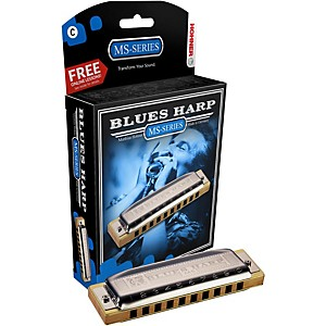 Hohner-532-Blues-Harp-MS-Series-Harmonica-A