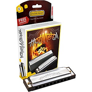 Hohner-572-Hot-Metal-Harmonica-A