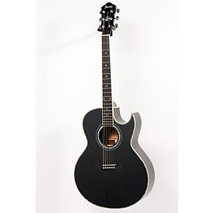 Ibanez-JSA10-Satriani-Signature-All-Solid-Acoustic-Electric-Guitar-Black-888365016306
