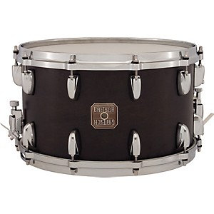 Gretsch-Drums-Full-Range-Maple-Snare-Drum-Satin-Ebony-8x14