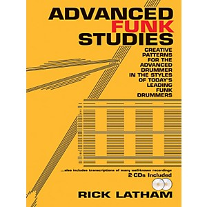 Alfred-Advanced-Funk-Studies--Book-2-CDs--Standard
